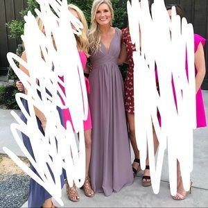 5758cc0d667 Azazie bridesmaid dress size A0